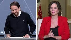 Pablo Iglesias y Isabel Ayuso: ¿Sincronías del destino o una broma pesada?